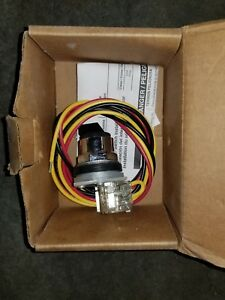 Square D 9999sc8 Hands Off Auto Selector Switch Kit 4 Starters Contactor Nib