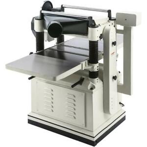 Steelex St1014 20 Planer With Helical Style Cutterhead