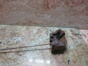 Mitsubishi Fx 1 Cnc Edm Z Axis Head Wire Thru Spindle Unit Assembly