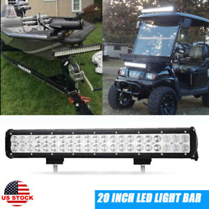 Pontoon Boat Led Lights Head Lights Docking Lights Black Duck Eagle For Boat