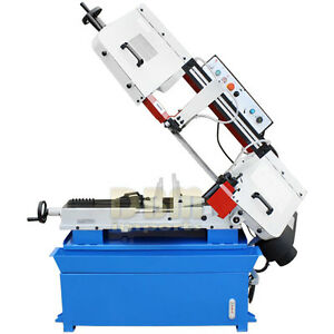 3 Phase Motor 9 X 16 Horizontal Hydraulic Metal Cutting Band Saw 1 5hp 220v