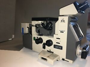 Olympus Pmg3 Inverted Metallurgical Microscope metallograph