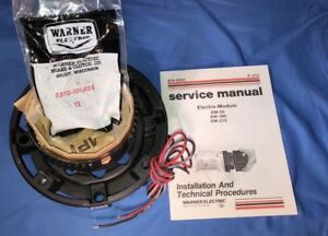 Warner Electric Motor Clutch Assembly We 5370 270 015