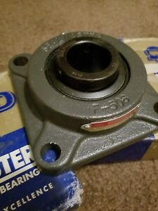 Sealmaster Sf 20 Flange Ball Bearing 1 1 4 Inch Sf20