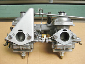 Sunbeam Alpine Series 5 Zenith Stromberg Cd150 Carburetors W Manifold