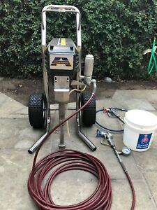 Graco Airlescco 1100 Sl Airless Paint Sprayer