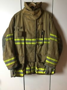 Globe Firefighter Suits Gx Extreme Jacket Coat Bunker Fire Turnout Gear 46 X 35