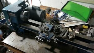 Atlas Clausing 6 24 Lathe American old But In Great Shape