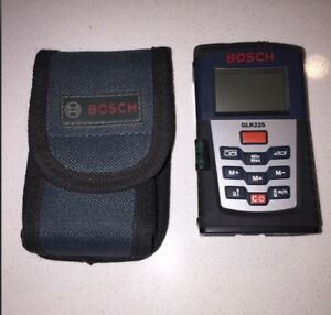 Bosch Glr225 Distance Measurer
