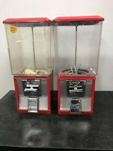 2 Northwestern Bulk Vending Machines