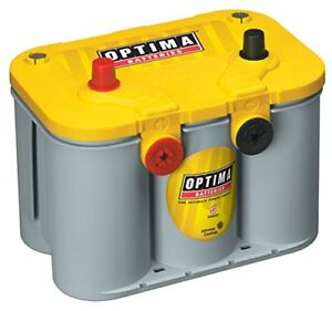 Optima Batteries 8014 045 D34 78 Yellowtop Dual Purpose Battery