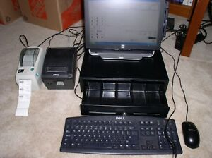 Elo Esy15d1 Touch Pos Computer All In One System Quickbooks Point Of Sale 9 0