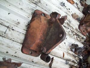 Original Allis Chalmers Styled Wc Tractor Right Rear End Brake Cover