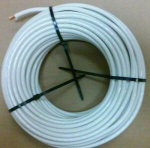 Thhn White Stranded Wire 6 Awg 103 Ft