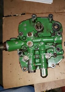 Used Clutch Valve Housing John Deere 4240 4230 4630 4440 4040 4430 4640 4030