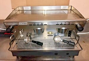 Rancillo Commercial Espresso Machine Classe 6