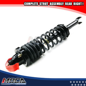 171241r Rear Right Shock Assembly Fits 90 93 Honda Accord Strut Spring Coil