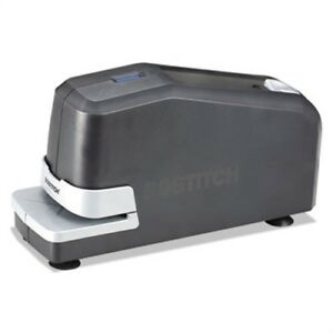 Impulse 25 Electric Stapler 25 sheet Capacity Black