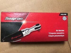 Snap On Air Ratchet 1 4 Drive New