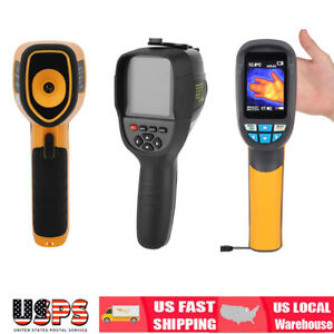 Ht 18 175 02d Digital Thermometer Thermal Camera Imager Handheld Laser Infrared