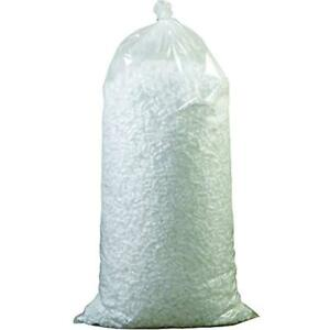 Sn7nutsw Cushioning Peanuts Loose Fill Packing Peanuts Cubic Feet White