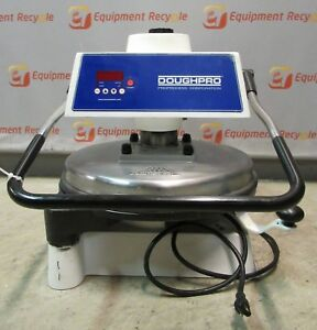 Doughpro Dp1100a Manual Dough Press Heated Pizza Tortilla Machine