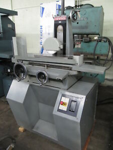 Harig 6 x18 Manual Surface Grinder W Magnetic Chuck