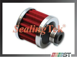 Vibrant Performance 2166 Crankcase Breather Filter 5 8 15 9mm Inlet I D