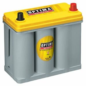 Optima Battery Yellowtop 8073 167 Acura Honda Mazda Car Battery Dual Purpose