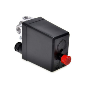 Nykkola Air Compressor Pressure Switch Control Valve 90 120 Psi 240v