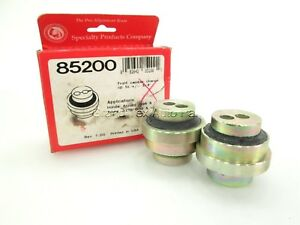 New Spc Specialty Products Front Camber Kit 85200 Accord Acura Tl 3 4 98 03