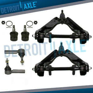 4x4 Dodge Dakota Durango For Front Upper Control Arm Lower Ball Joint Tierod Kit