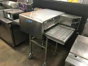 Used Turbo Chef Hhc2020 Conveyor Oven Rapid Cook 20 Belt 3 Phase 2017 Model
