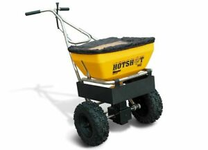 Meyer Products Hotshot 70hd Broadcast Spreader Stainless Steel 38180