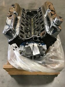 Ford 331ci Stroker Crate Engine Longblock Iron Heads Roller Cam Small Block