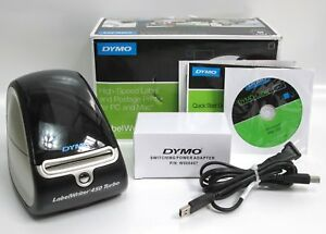 Dymo Labelwriter 450 Turbo Thermal Label Barcode Postage Printer