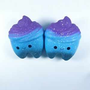 Dental Squishy Molar Teeth Galaxy Toy Clinic Promotion Gift Dentist Student