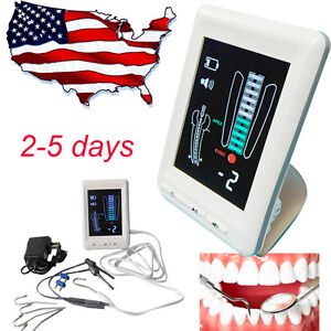 Color 4 5 lcd Screen Dental Apex Locator Root Canal Meter Endodontic For Lab