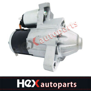 New Starter For Jeep Commander Grand Cherokee 3 7l 2006 2010