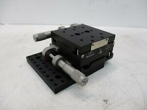 Newport 426 Series Xy Block Linear Stage
