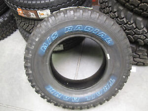 Trailmark M s Radial Tire Lt255 70r16 108 104q Nos Dot 4003