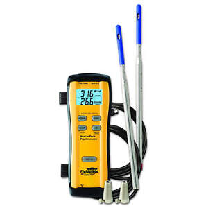 Fieldpiece Sdp2 In Duct Psychrometer Temperature And Humidity Meter