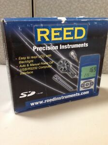 Reed Sd 4307 Conductivity Tds And Salinity Meter With Data Logger