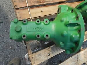 990 John Deere Axle Housing Part M804649
