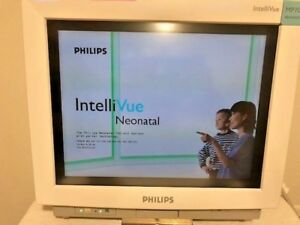 Philips Intellivue Mp70 Anesthesia Patient Monitor M8007a 41224