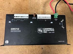 Campbell Scientific Cr510 Datalogger