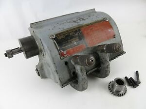 South Bend 13 Lathe Dual Tumbler Quick Change Gear Box 2