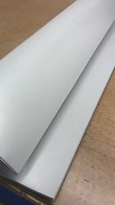 Silicone Rubber Sheet 1 4 Thk X 12 X 38 Strip Us Mil Spec 60d Gray