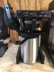 Bunn Smart Wave W Airpot Thermal Commercial Coffee Brewer Machine Used