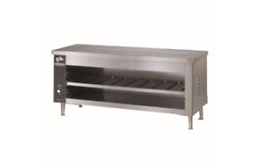 Star 42 Infrared 208v Stainless Steel Cheese Melter Broiler Oven Model 536sba